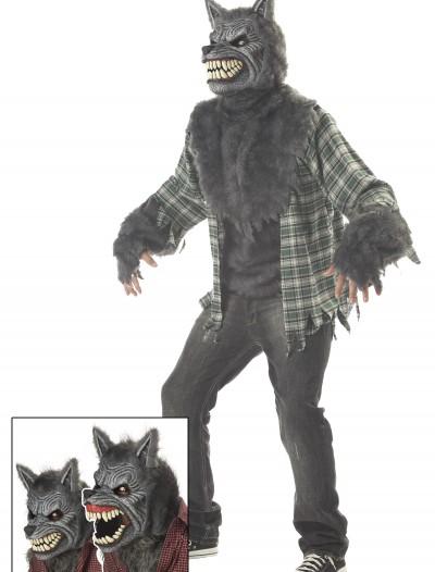 Full Moon Werewolf Costume, halloween costume (Full Moon Werewolf Costume)