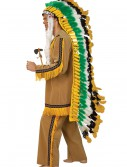 Full Native American Chief Headdress, halloween costume (Full Native American Chief Headdress)