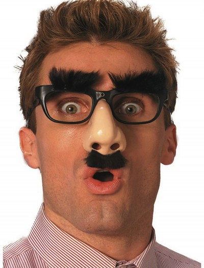 Funny Nose Glasses, halloween costume (Funny Nose Glasses)