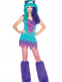 Furry Frankie Monster Costume, halloween costume (Furry Frankie Monster Costume)