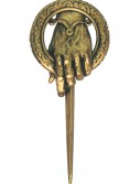 Game of Thrones Hand of the King Metal Pin, halloween costume (Game of Thrones Hand of the King Metal Pin)