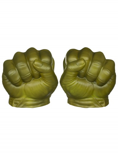 Gamma Green Hulk Smash Fists, halloween costume (Gamma Green Hulk Smash Fists)