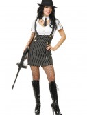 Gangster Girl Costume, halloween costume (Gangster Girl Costume)