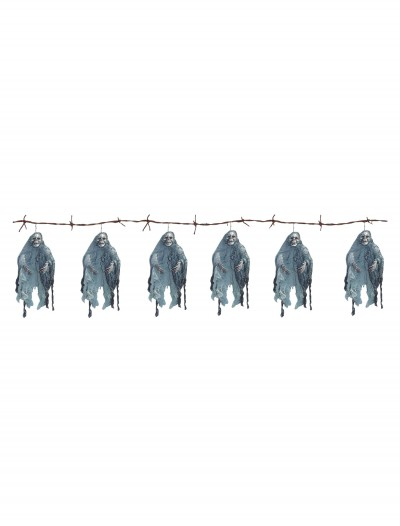 Garland Barbed Reapers, halloween costume (Garland Barbed Reapers)