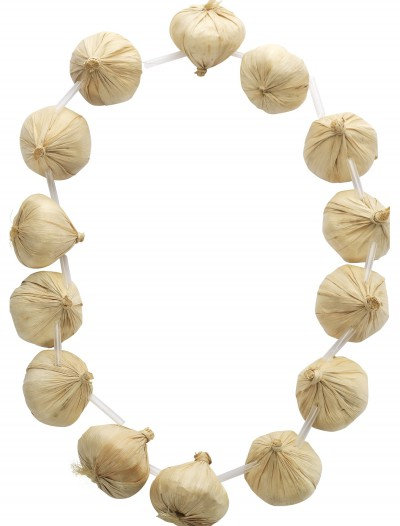 Garlic Garland, halloween costume (Garlic Garland)