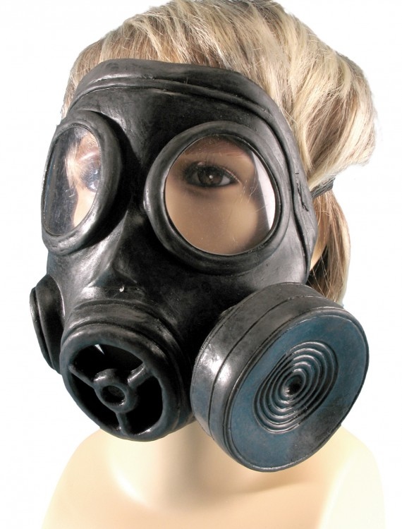 Gas Mask, halloween costume (Gas Mask)