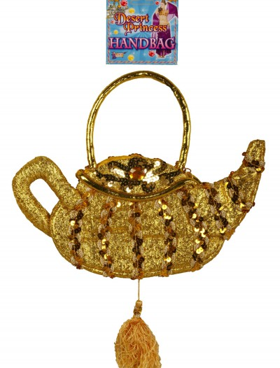 Genie Purse, halloween costume (Genie Purse)