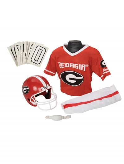 Georgia Bulldogs Child Uniform, halloween costume (Georgia Bulldogs Child Uniform)