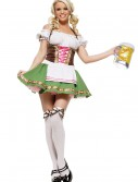 German Beer Girl Costume, halloween costume (German Beer Girl Costume)
