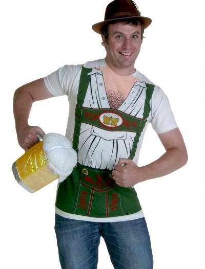German Octobeerfest T-Shirt, halloween costume (German Octobeerfest T-Shirt)