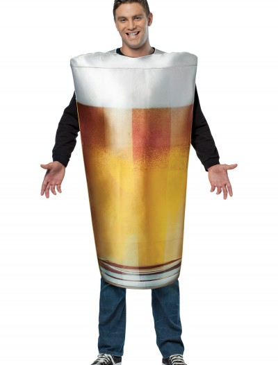 Get Real Pint of Beer Costume, halloween costume (Get Real Pint of Beer Costume)