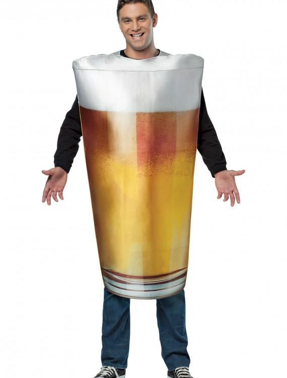 Get Real Pint of Beer Costume, halloween costume (Get Real Pint of Beer Costume)