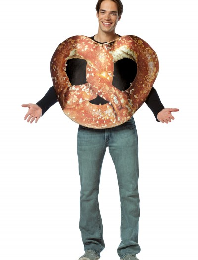 Get Real Pretzel Costume, halloween costume (Get Real Pretzel Costume)