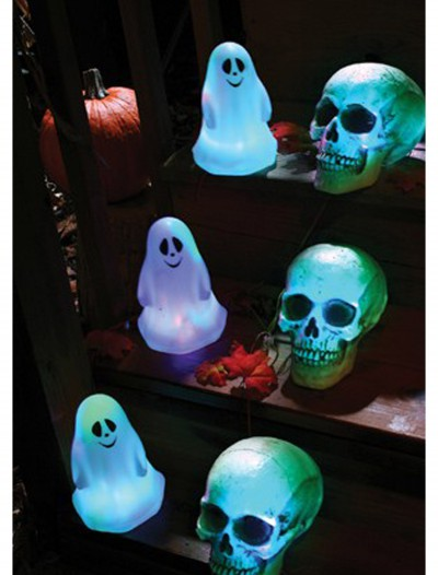 Ghost Pathway Lights, halloween costume (Ghost Pathway Lights)