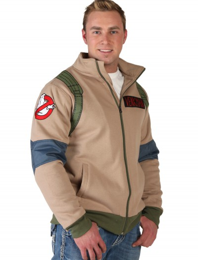 Ghostbusters Costume Sweatshirt, halloween costume (Ghostbusters Costume Sweatshirt)