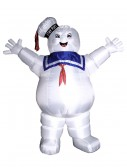 Ghostbusters Stay Puft Inflatable, halloween costume (Ghostbusters Stay Puft Inflatable)