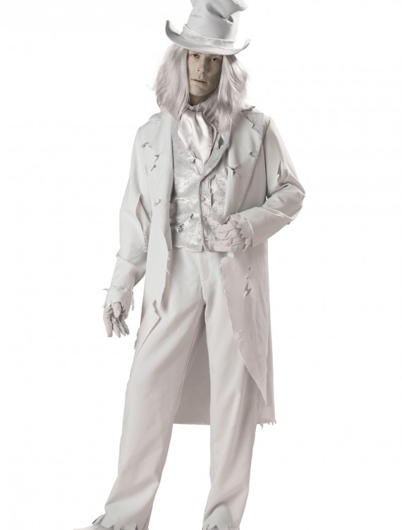 Ghostly Gentleman Costume, halloween costume (Ghostly Gentleman Costume)