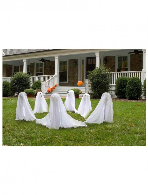 Ghostly Group Set of Three, halloween costume (Ghostly Group Set of Three)