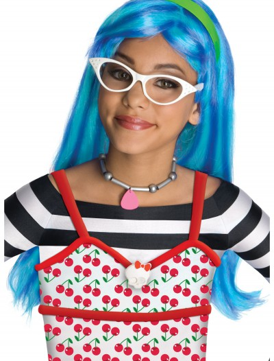 Ghoulia Yelps Child Wig, halloween costume (Ghoulia Yelps Child Wig)