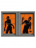 Ghoulies Zombie Window Cling, halloween costume (Ghoulies Zombie Window Cling)