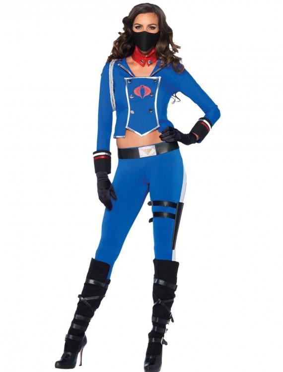 GI Joe Cobra Commander Adult Costume, halloween costume (GI Joe Cobra Commander Adult Costume)