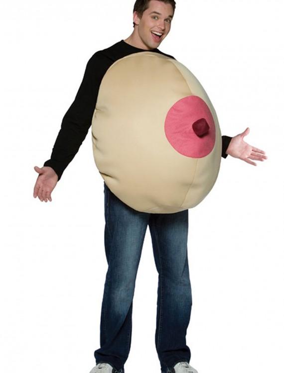 Giant Boob Costume, halloween costume (Giant Boob Costume)