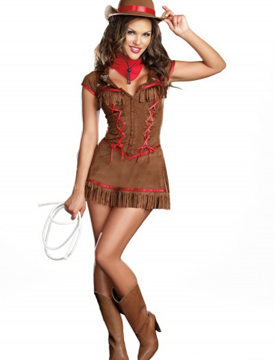 Giddy Up Cowgirl Costume, halloween costume (Giddy Up Cowgirl Costume)