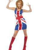 Ginger Power Costume, halloween costume (Ginger Power Costume)