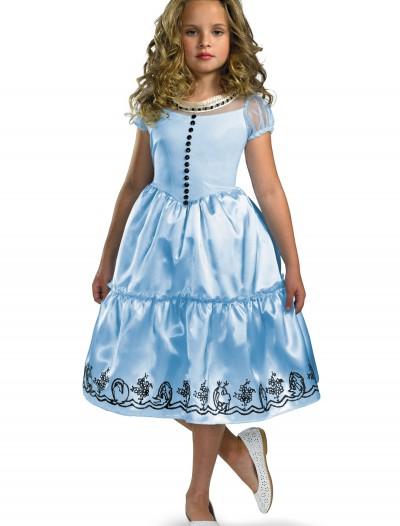 Girls Alice in Wonderland Costume, halloween costume (Girls Alice in Wonderland Costume)