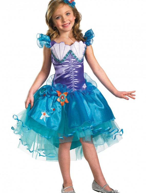 Girls' Ariel Tutu Prestige Costume, halloween costume (Girls' Ariel Tutu Prestige Costume)