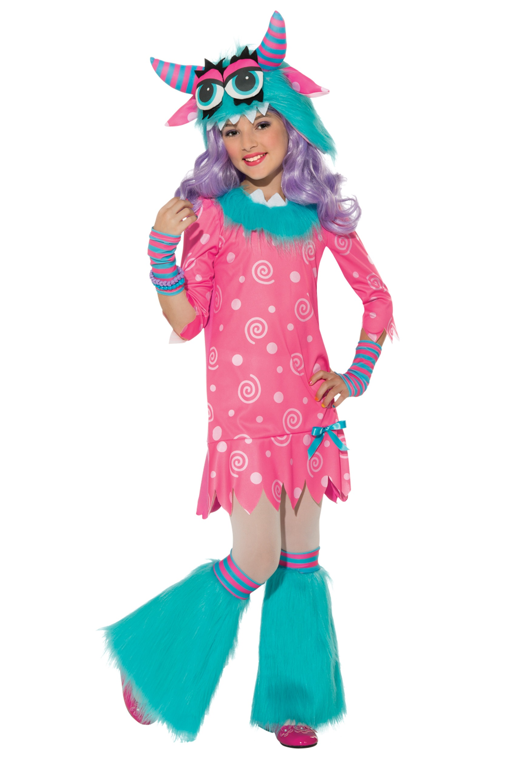Girls Bedtime Monster Costume  sc 1 st  Halloween Costumes : girl monster halloween costume  - Germanpascual.Com