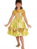 Girls Belle Sparkle Classic Costume, halloween costume (Girls Belle Sparkle Classic Costume)