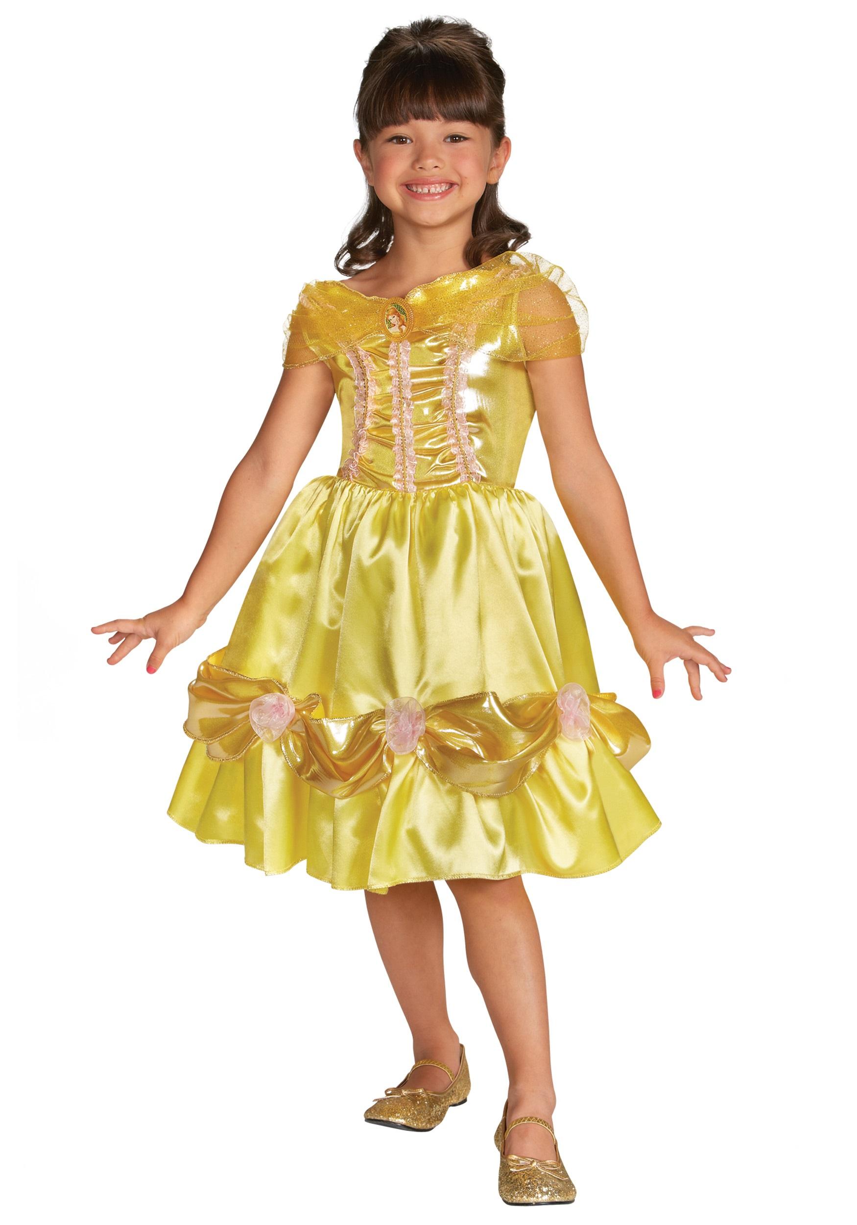 Girls Belle Sparkle Classic Costume  sc 1 st  Halloween Costumes & Girls Belle Sparkle Classic Costume - Halloween Costumes