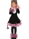 Girls Black Cat Costume, halloween costume (Girls Black Cat Costume)