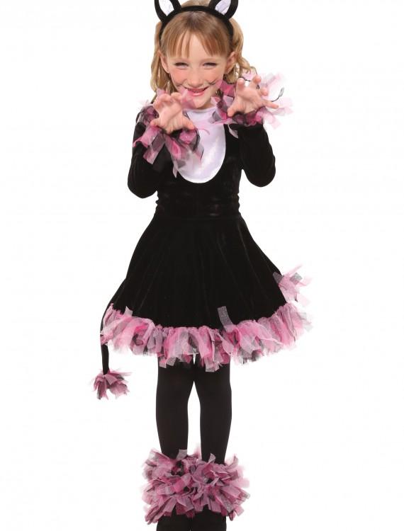 Новогодние костюмы для девочек своими руками кошка