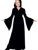 Girls Black Robe, halloween costume (Girls Black Robe)