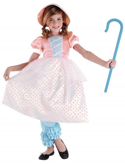 Girls Bo Peep Costume, halloween costume (Girls Bo Peep Costume)