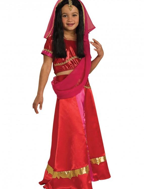 254Детский костюм индианки