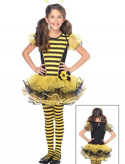 Girls Buzzy Bee Costume, halloween costume (Girls Buzzy Bee Costume)