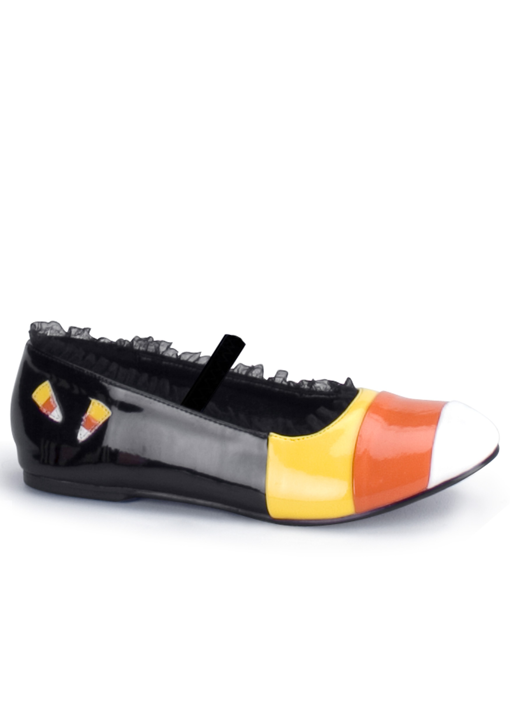 Girls Candy Corn Shoes  sc 1 st  Halloween Costumes & Girls Candy Corn Shoes - Halloween Costumes