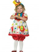 Girls Clown Costume, halloween costume (Girls Clown Costume)