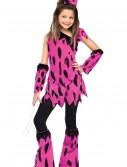 Girls Dino Diva Costume, halloween costume (Girls Dino Diva Costume)