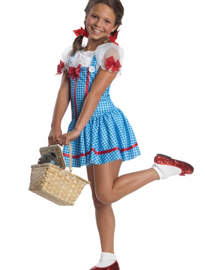 Girls Dorothy Costume, halloween costume (Girls Dorothy Costume)