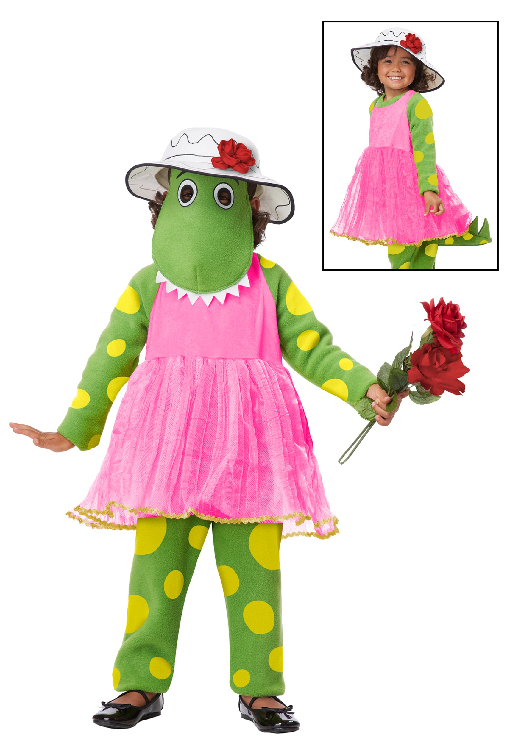 Dorothy the Dino Costume  sc 1 st  Halloween Costumes : cheap dinosaur costume  - Germanpascual.Com
