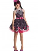 "Girls Draculaura ""Sweet 1600"" Costume, halloween costume (Girls Draculaura ""Sweet 1600"" Costume)"