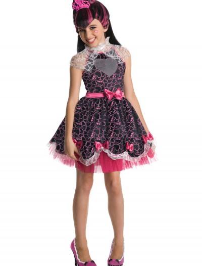 "Girls Draculaura ""Sweet 1600"" Costume, halloween costume (Girls Draculaura ""Sweet 1600"" Costume)"