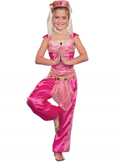 Girls Dream Genie Costume, halloween costume (Girls Dream Genie Costume)