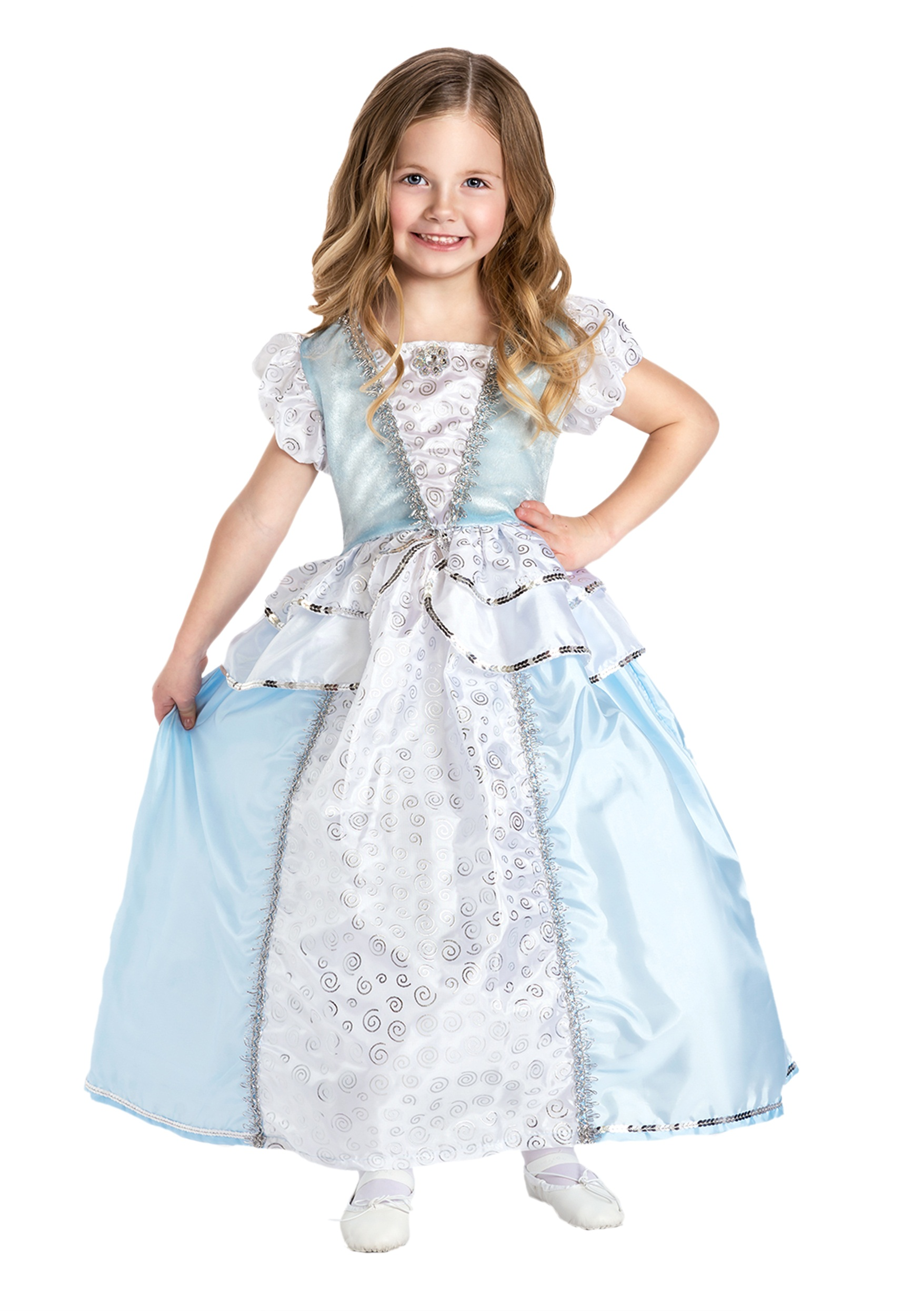 Girls Enchanting Princess Costume  sc 1 st  Halloween Costumes & Girls Enchanting Princess Costume - Halloween Costumes
