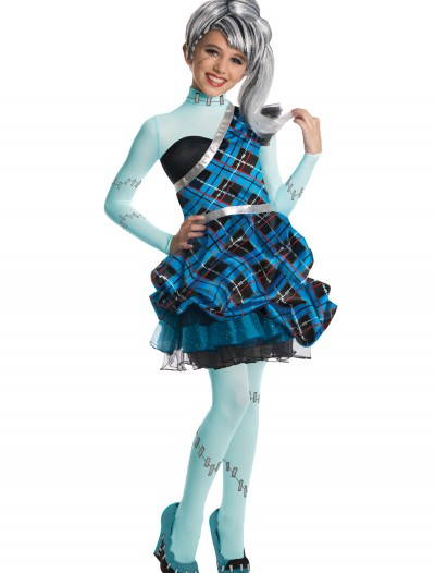 "Girls Frankie Stein ""Sweet 1600"" Costume, halloween costume (Girls Frankie Stein ""Sweet 1600"" Costume)"