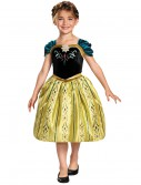 Girls Frozen Classic Anna Coronation Dress, halloween costume (Girls Frozen Classic Anna Coronation Dress)